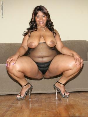 Thick Ebony Pics